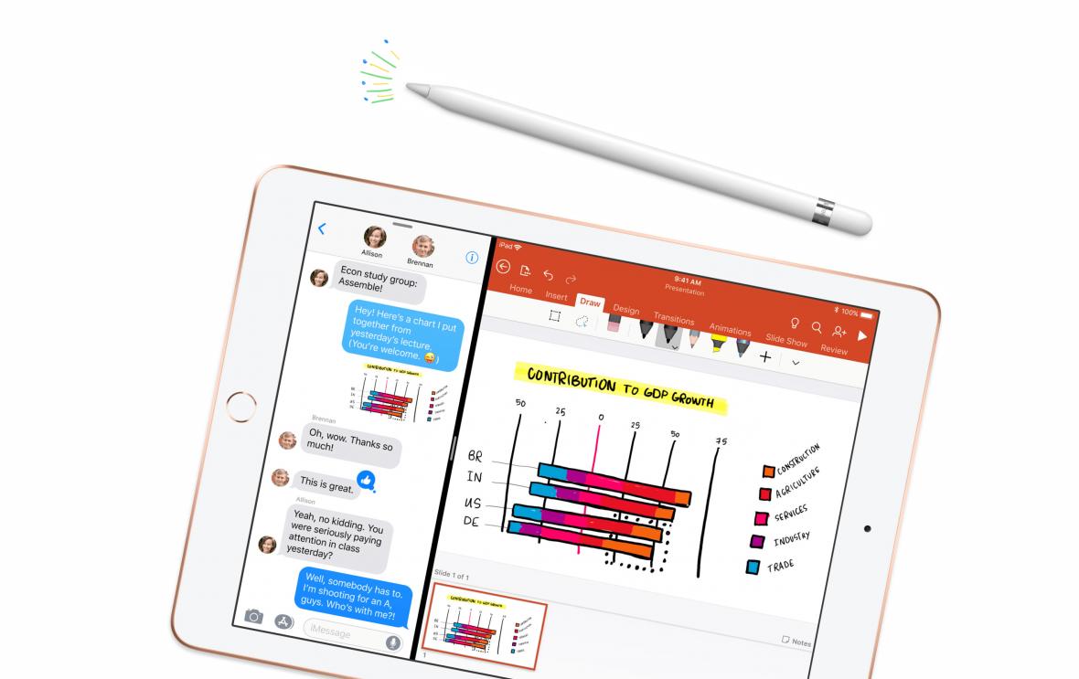 Jest ponad milion powodów, dla których lepiej kupić iPada niż nowy niby-tani tablet Microsoftu
