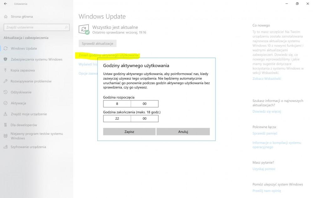 jak zapanować nad aktualizacjami windows 10
