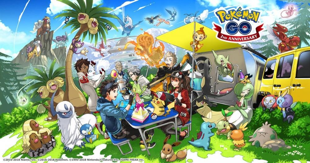 pokemon go 4 generacja