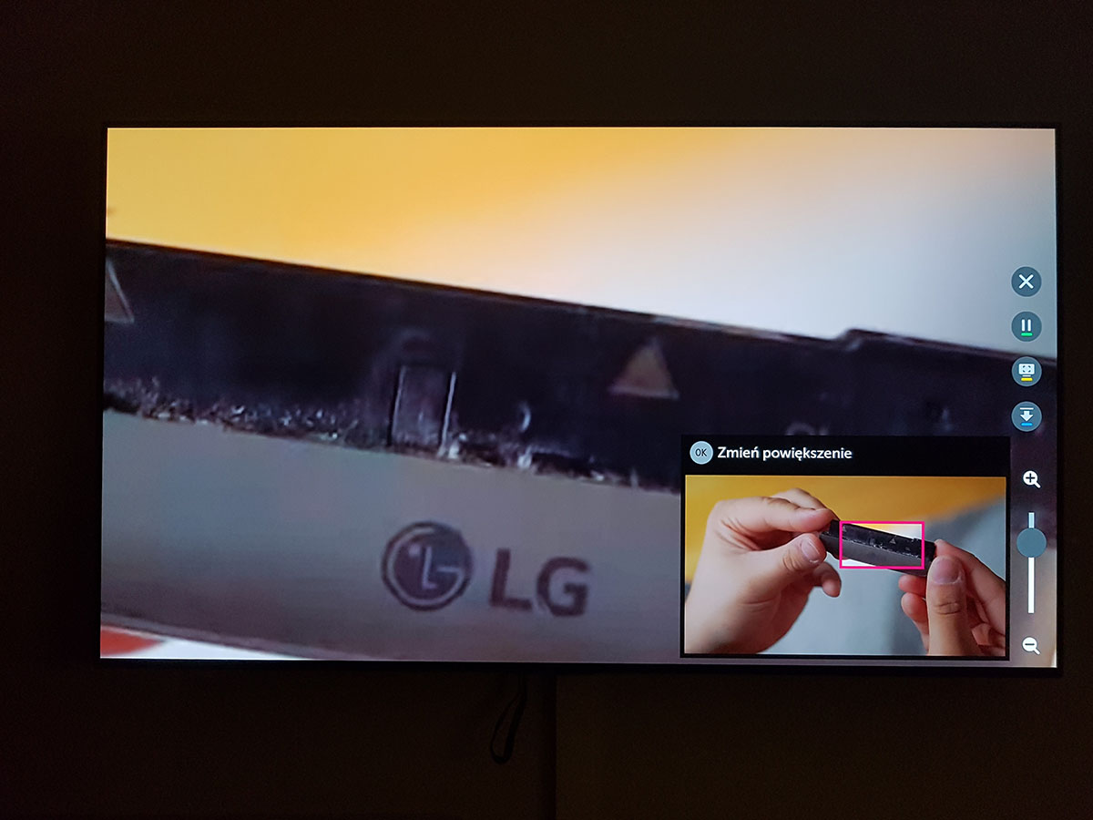 Smart TV LG ThinQ