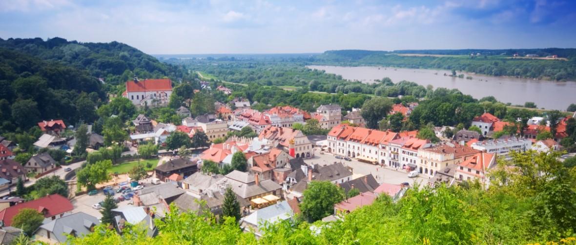 Kazimierz Dolny będzie najnowocześniejszym miastem w Polsce. T-Mobile zaczyna eksperyment