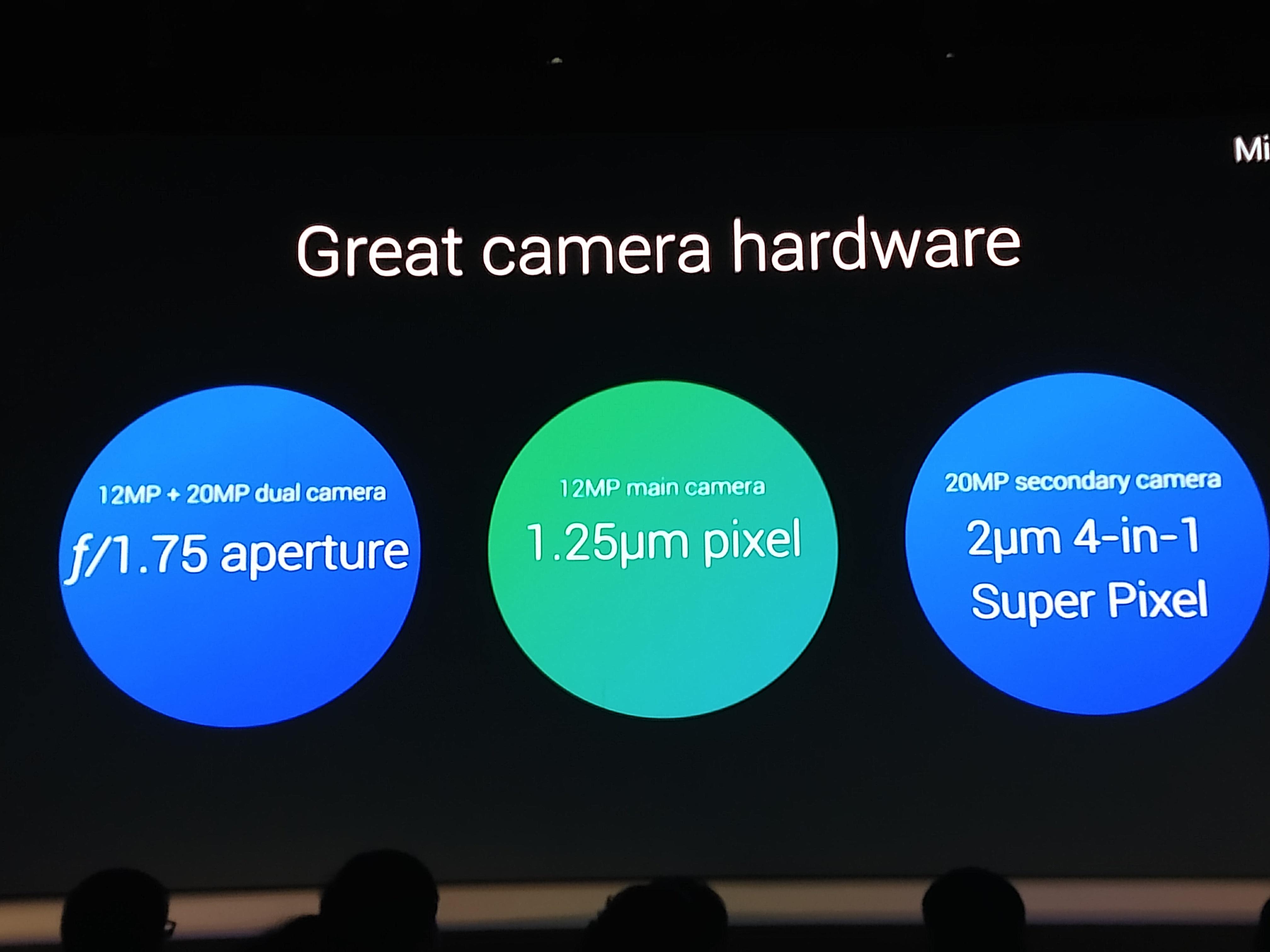 Xiaomi mi a2 prezentacja