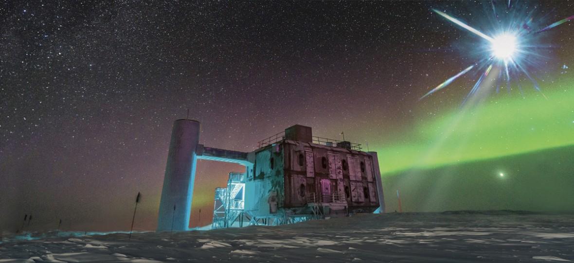 Naukowcy odkryli odległe źródło neutrin – najbardziej tajemniczych cząsteczek we wszechświecie