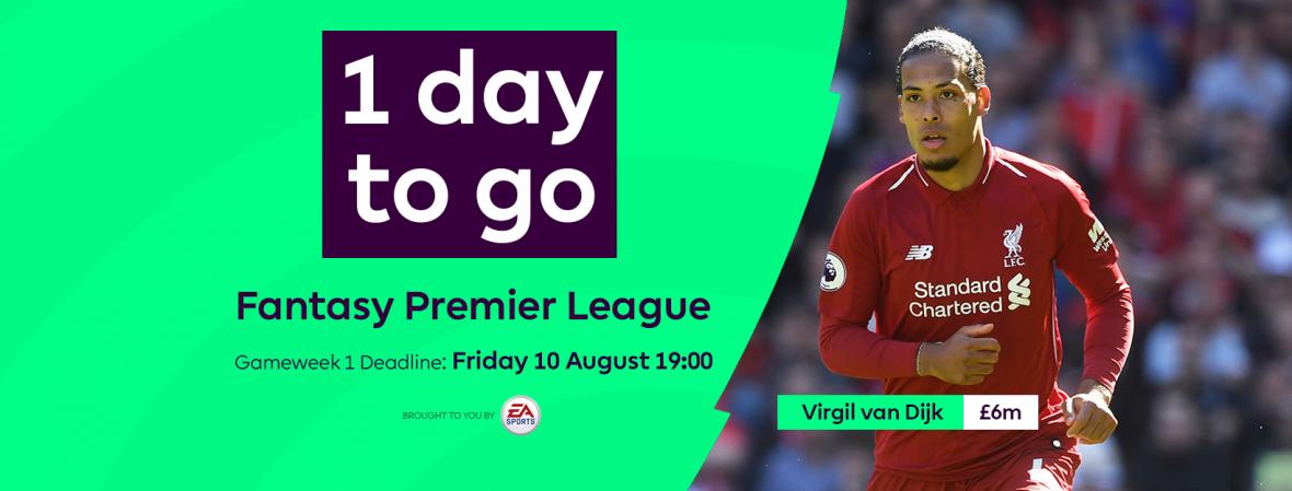 Dziś startuje nowy sezon Fantasy Premier League. Weekendy znowu nabiorą sensu