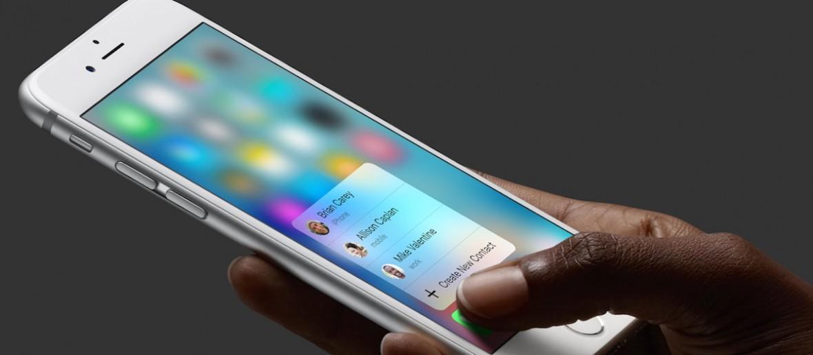 Nie zapłaczę po 3D Touch w iPhonie, ale nie raz za nim zatęsknię. Jeśli faktycznie zniknie