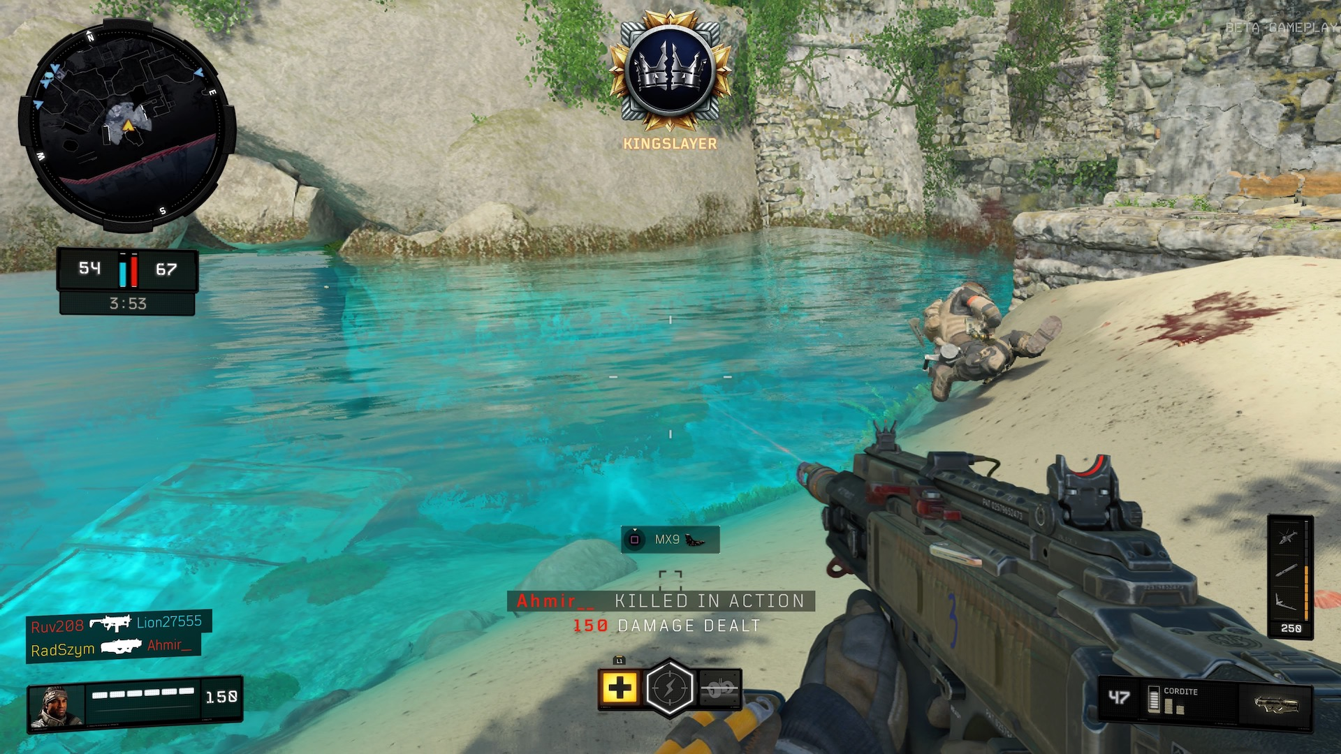 Call of Duty: Black Ops 4 woda