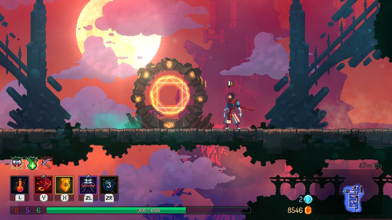 dead cells how to get spider