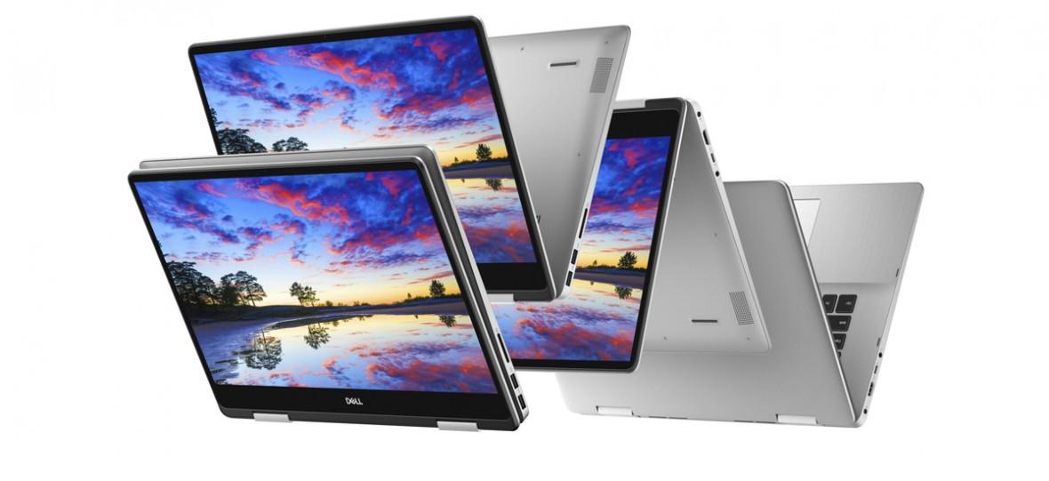 Nowe laptopy Della nikogo nie zaskoczą, ale i tak znajdą nabywców