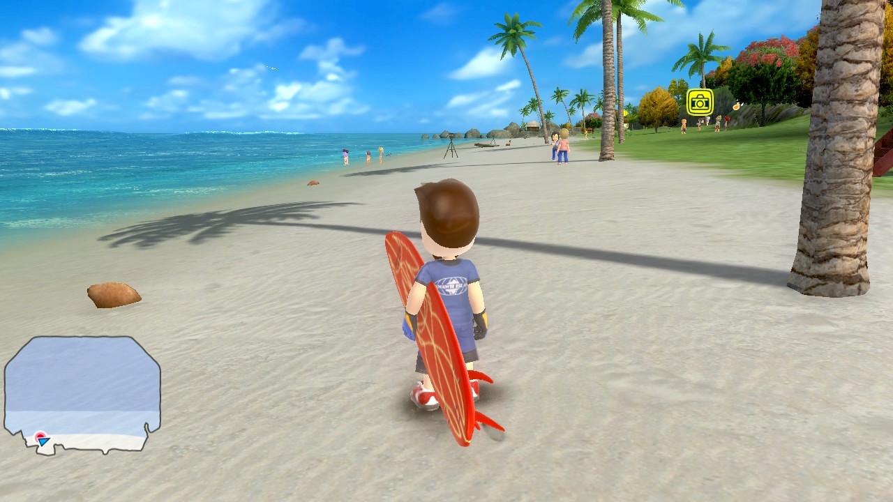 GO Vacation eksploracja