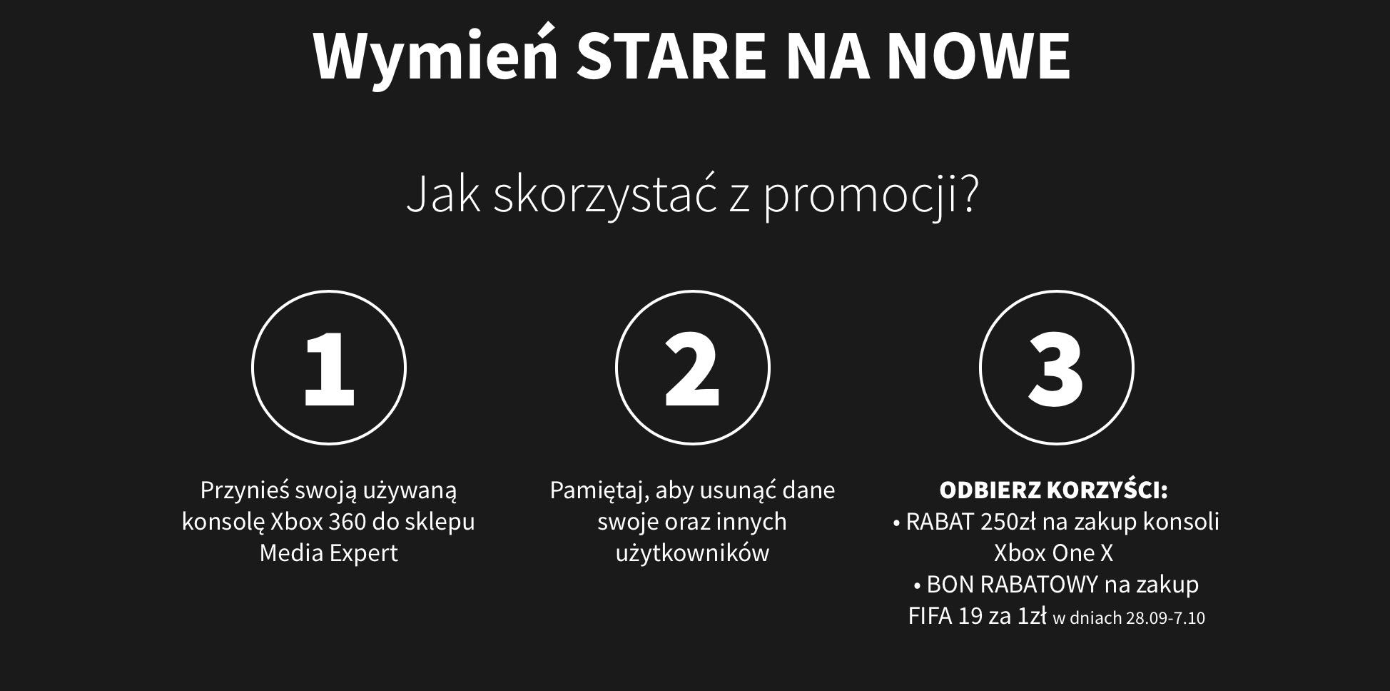 Xbox One X promocja