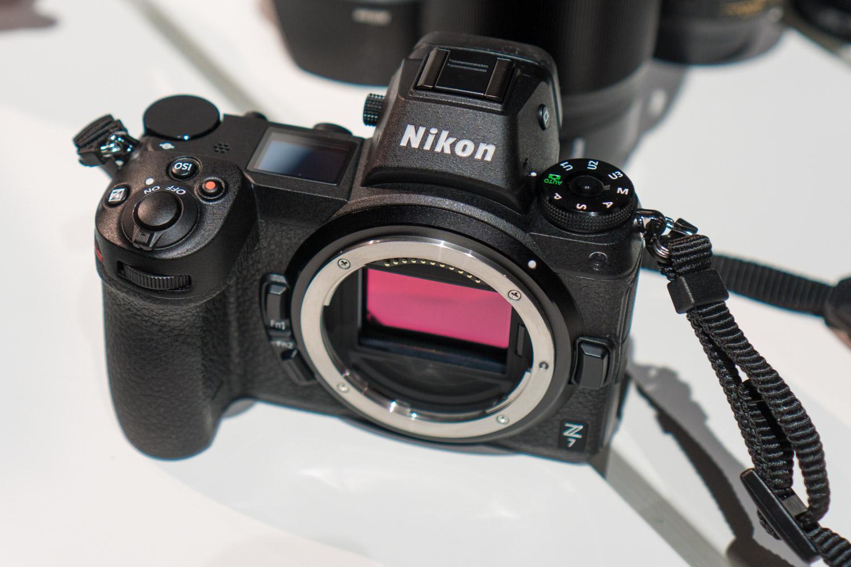 Nikon Z7 Nikon Z6 pierwsze wrażenia