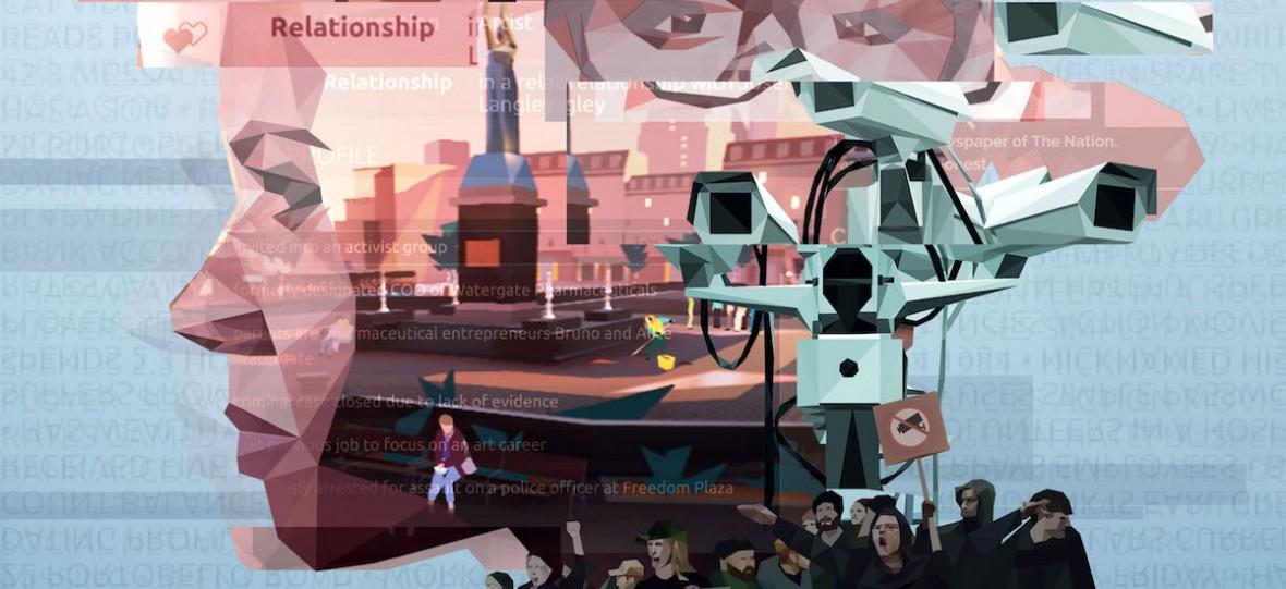"""""""Symulator pracownika NSA"""" – gra Orwell za darmo przez 48 godzin. Wczuj się w Wielkiego Brata"""