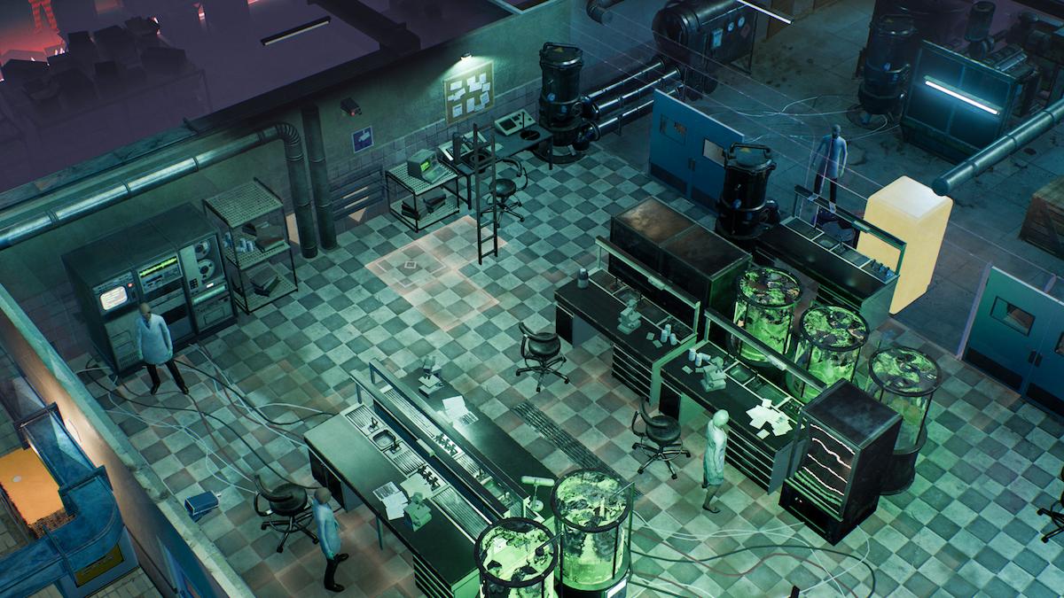 Phantom DOctrine gameplay