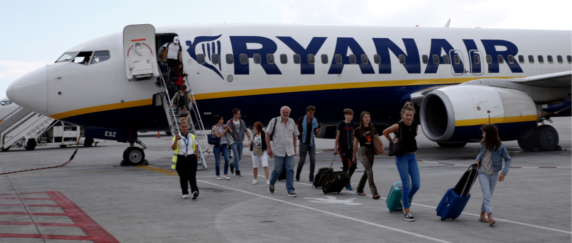 Strajk pilotów Ryanair: setki odwołanych lotów w Europie. Polska odczuje to boleśnie