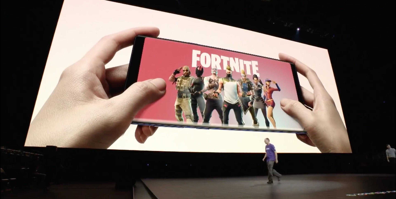 Fortnite Android: Fortnite od dziś na wyłączność dla Samsunga, ale tylko na kilka dni
