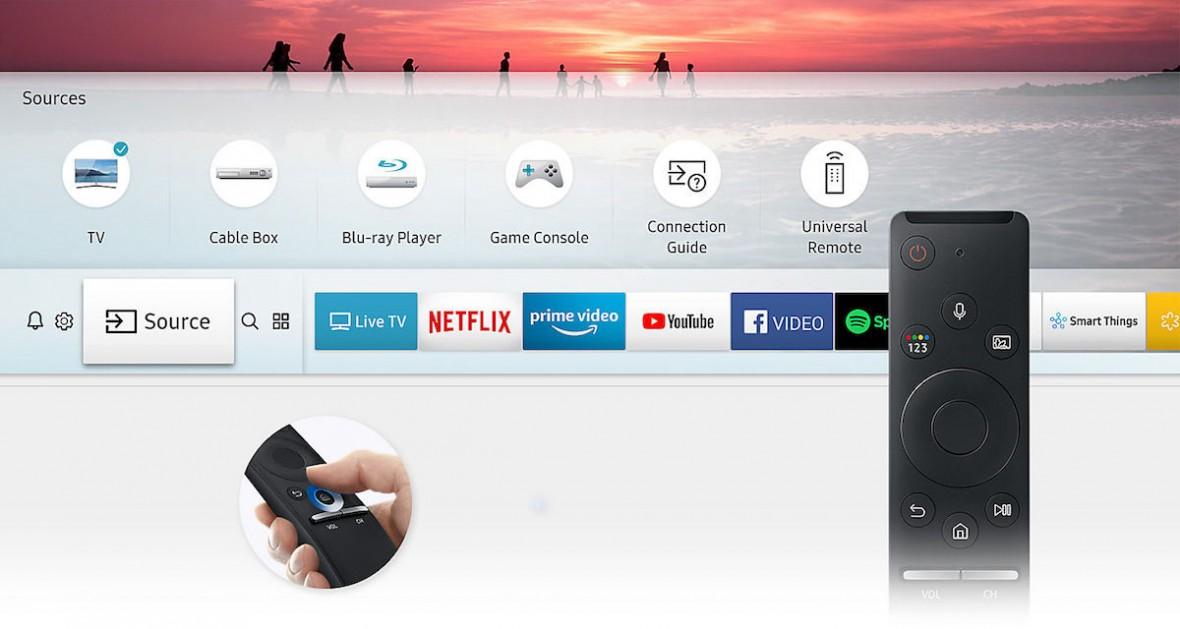 Producenci telewizorów nie są już skazani na Android TV. Alternatywę proponuje Samsung