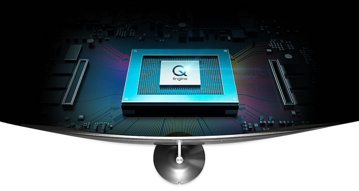 Samsung QLED QE55Q6FNA telewizor 4K hdr