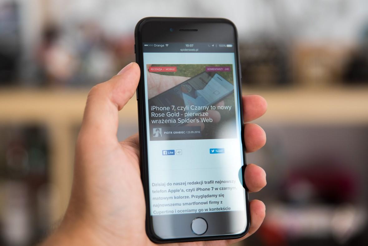 Super Sposób na taniego iPhone'a - odnowiony iPhone (refurbished) bez IF55