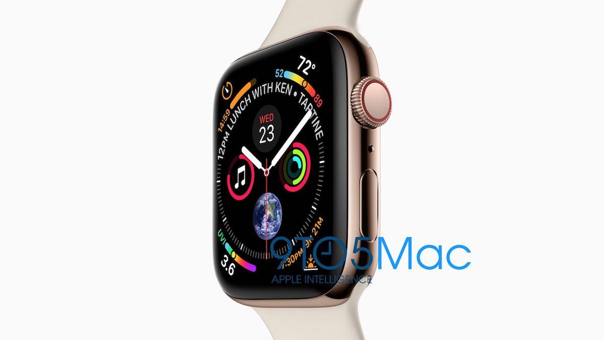 apple watch series 4 2018