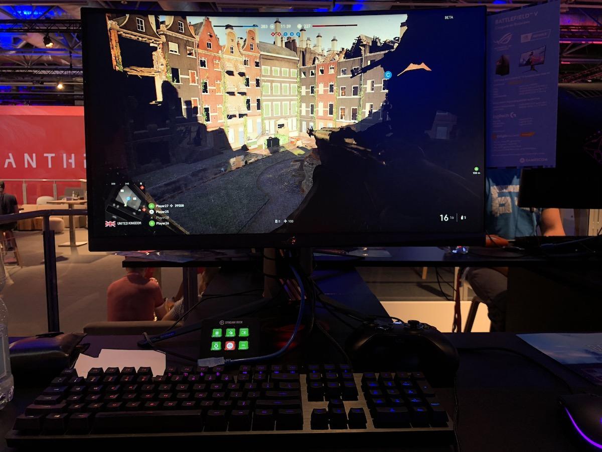 battlefield v gamescom 2018