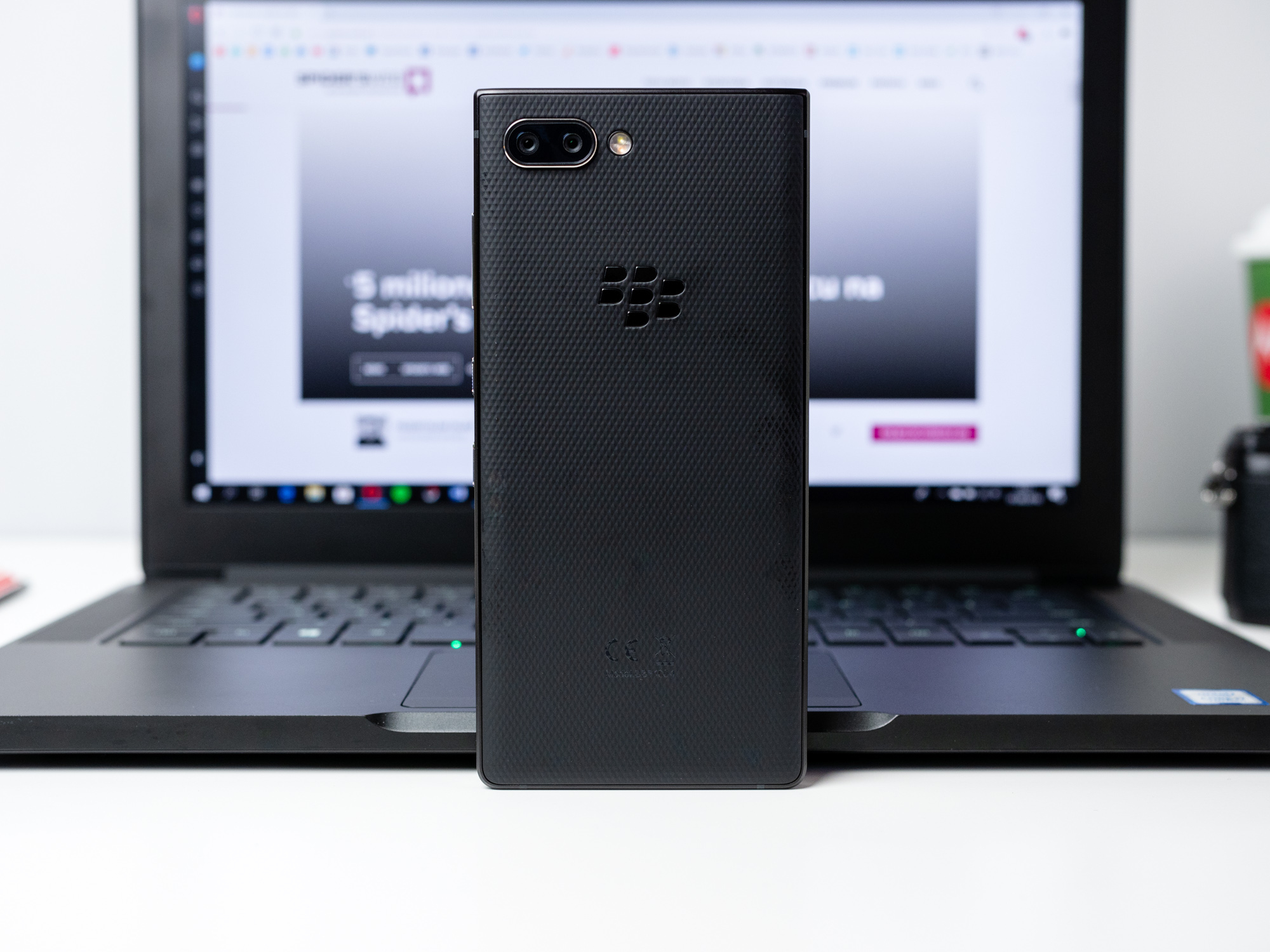 BlackBerry Key2 - nie kupuj.