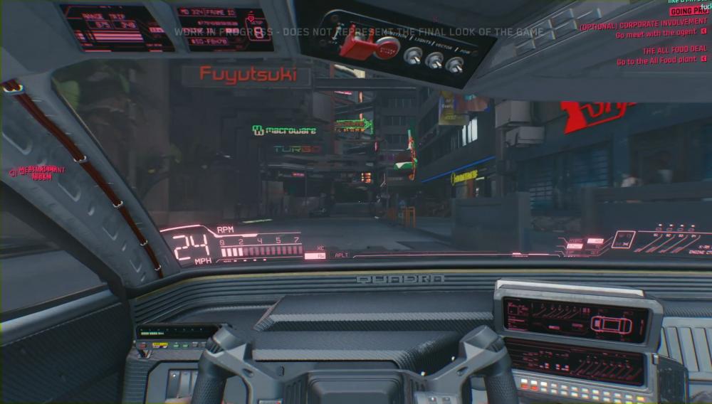Cyberpunk 2077 - gameplay rozczarował.