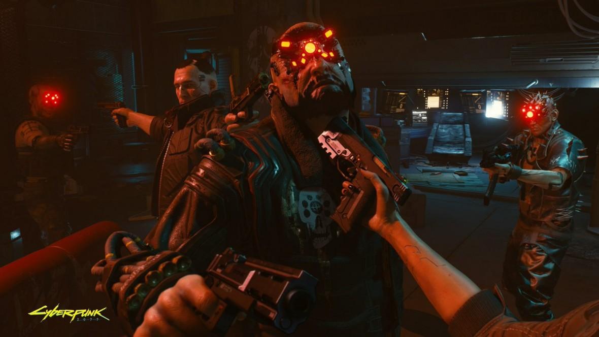Cyberpunk 2077 na pierwszym gameplayu wygląda trochę jak nudny shooter