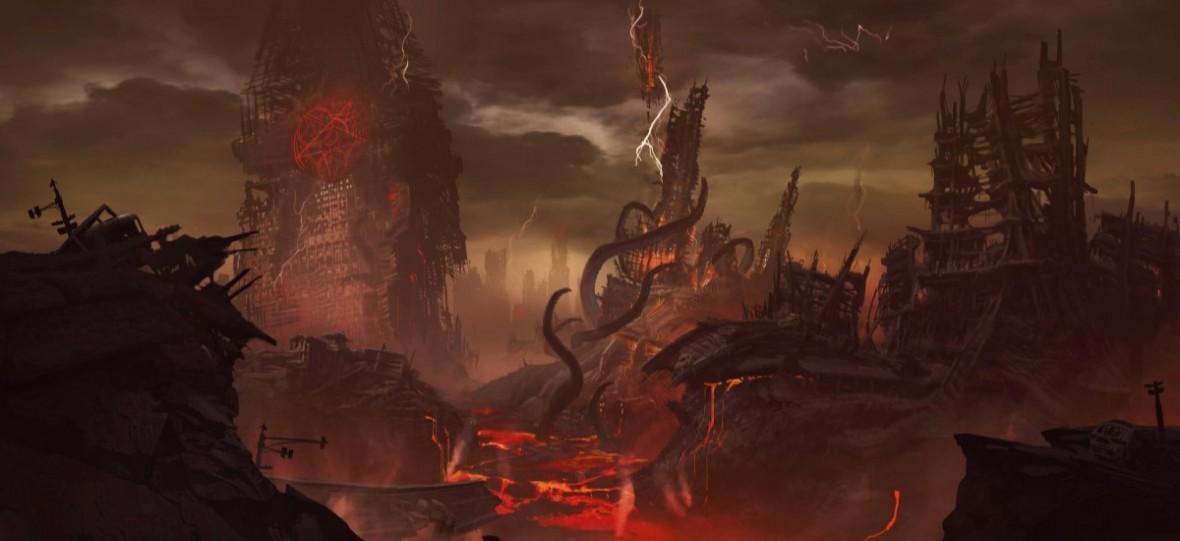 Doom Eternal – dużo strzelania i mało gadania. Zapowiada się świetnie!