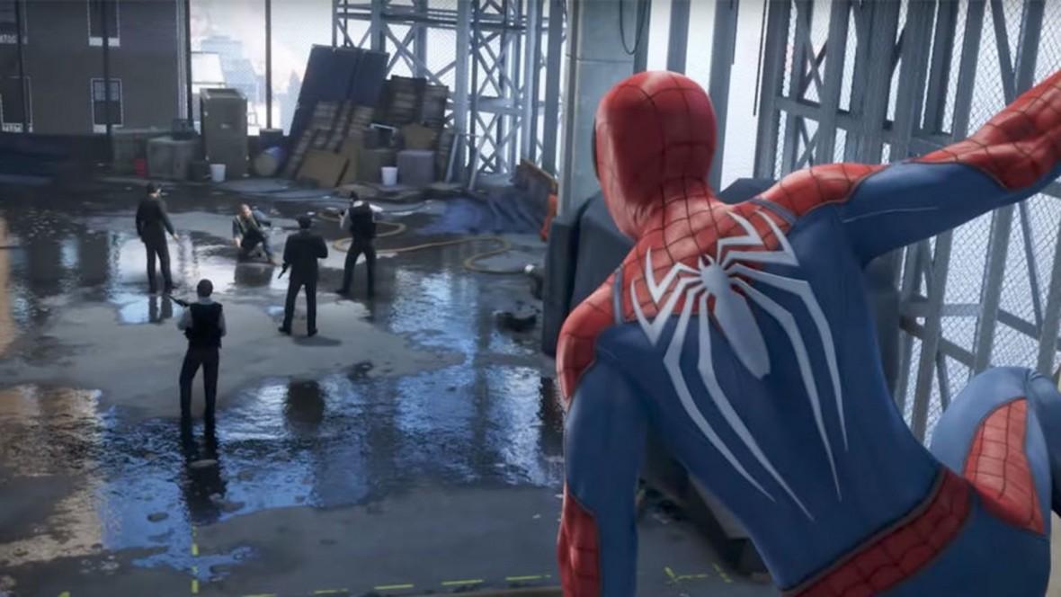 Skandal – w Marvel's Spider-Man są za małe kałuże. Gracze oskarżają twórców o oszukiwanie