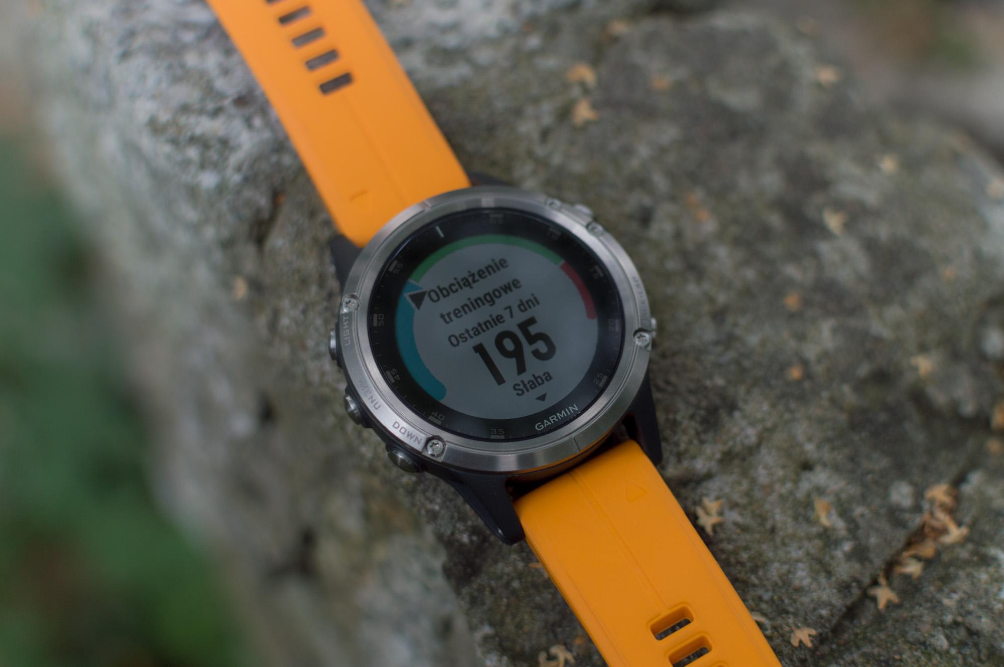 Garmin fenix 5 Plus - Dokładność GPS