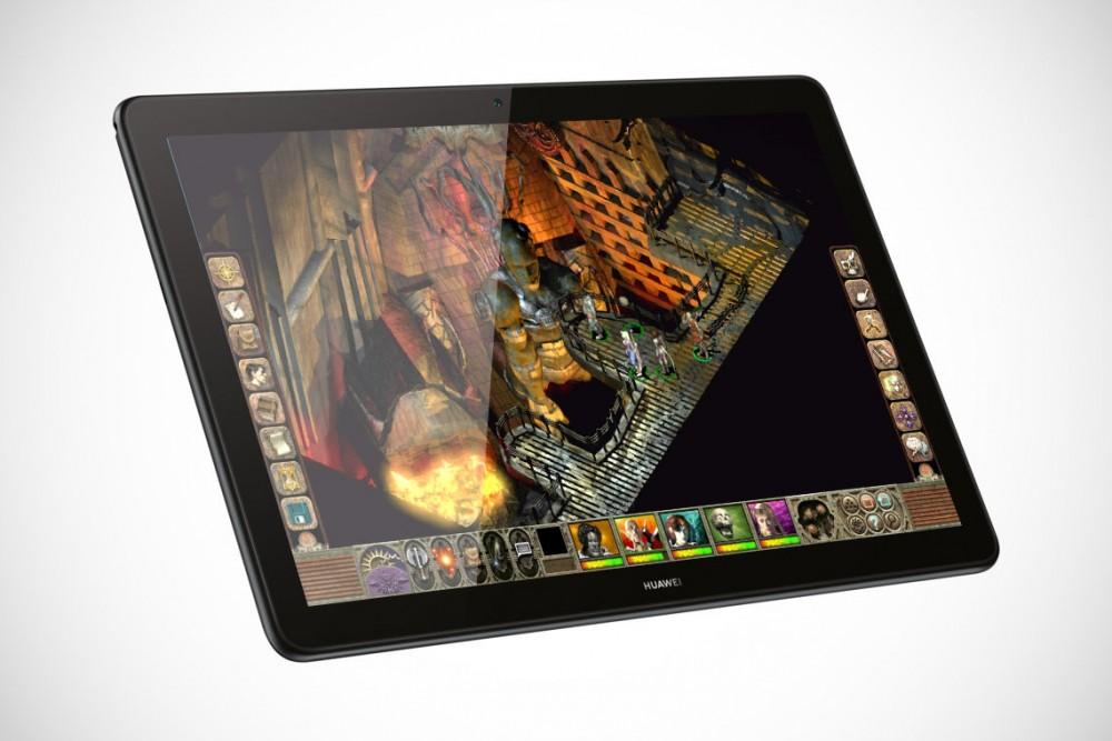 Huawei MediaPad M5 lite świetnie nadaje się do klasycznych RPG-ów