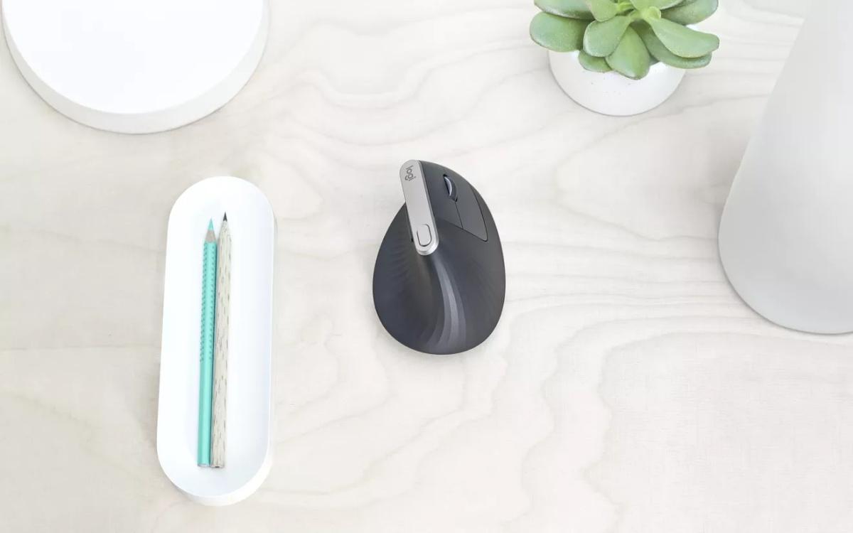 Logitech MX Vertical - nowa ergonomiczna myszka.