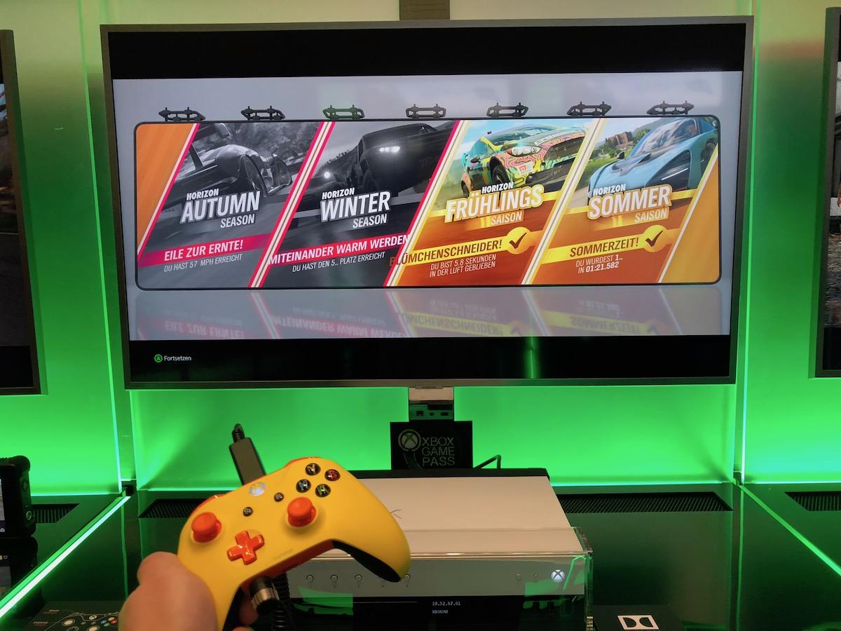 microsoft xbox gamescom 2018 relacja 3