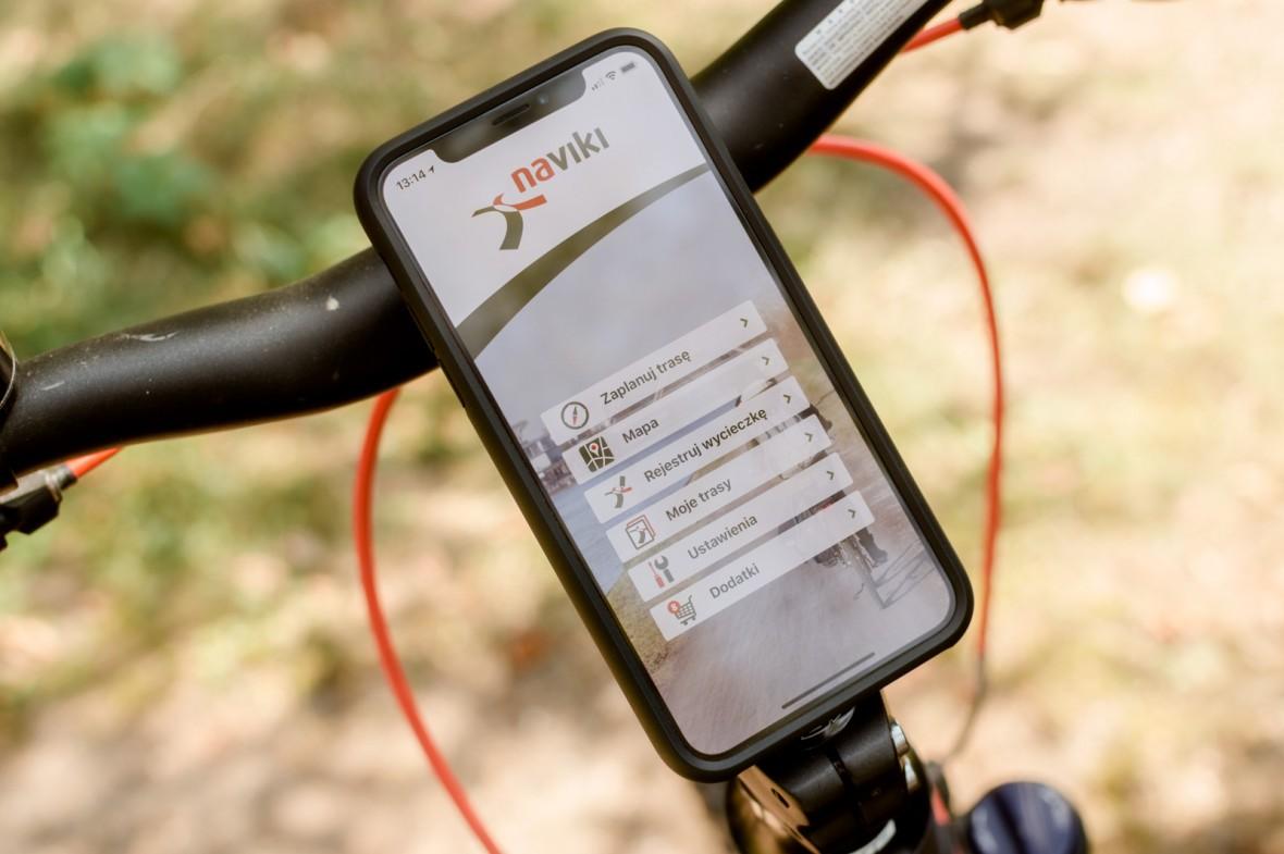 Jaka nawigacja na rower? Szukałem, szukałem, aż w końcu znalazłem