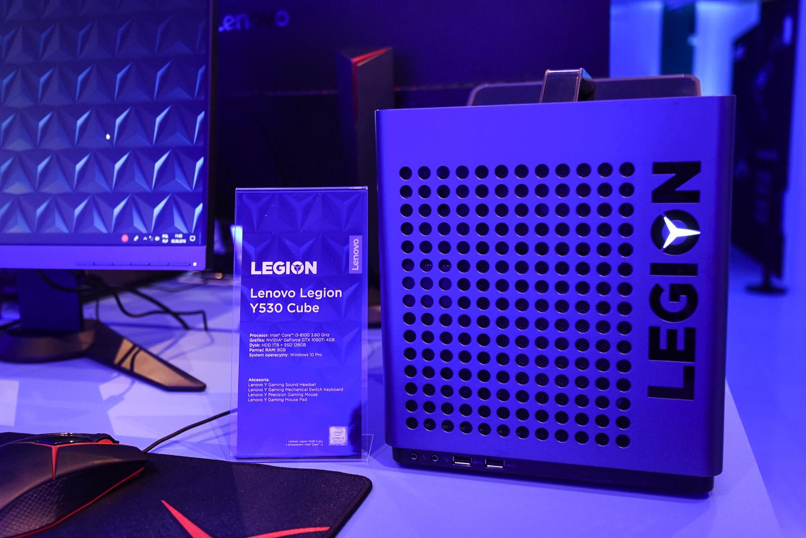 notebooki lenovo legion