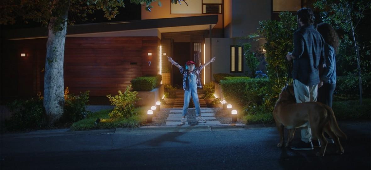 Oświetlenie Philips Hue możesz teraz zamontować nawet na podwórku i mieć swój zaczarowany ogród