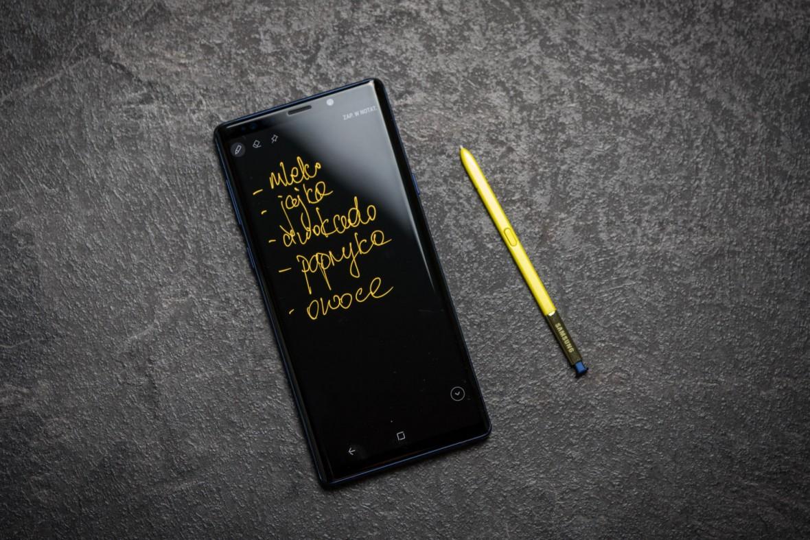 Samsung Galaxy Note 10 w dwóch rozmiarach. Oto, co wiemy o nadchodzącym smartfonie Koreańczyków
