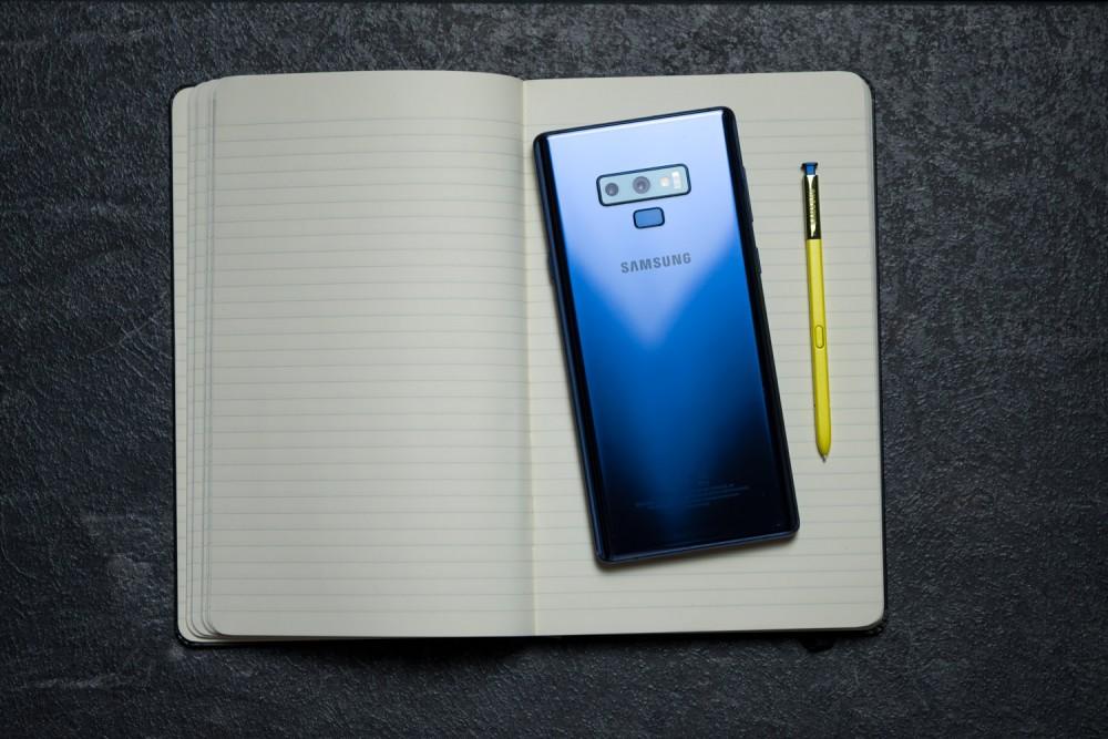 samsung galaxy note 9 - recenzja, test, opinia