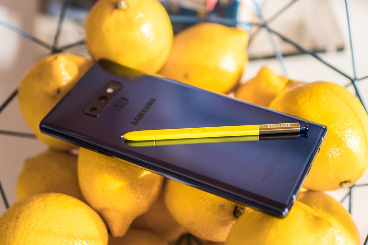5 najważniejszych funkcji biznesowych Samsunga Galaxy Note 9