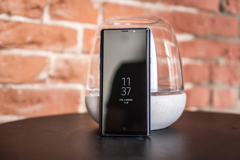 Samsung Galaxy Note 9 premiera
