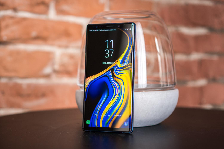 Galaxy Note 9 czy Galaxy Note 8 - co wybrać?