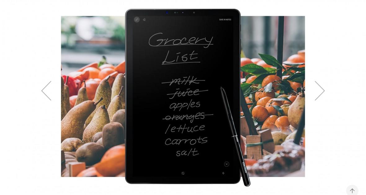 Najlepszy tablet z Androidem będzie miał problemy w walce z iPadem. Znamy ceny Samsunga Galaxy Tab S4