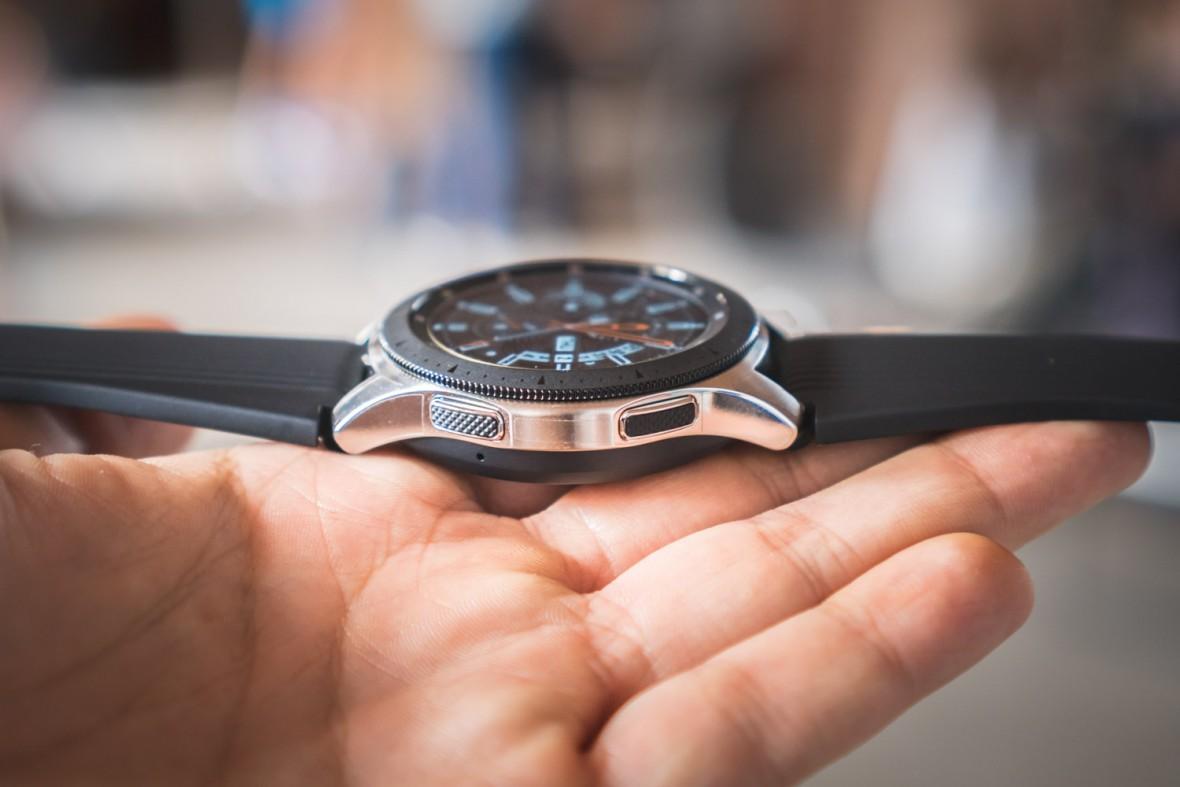 Inteligentne zegarki nigdzie się nie wybierają. Oto Samsung Galaxy Watch
