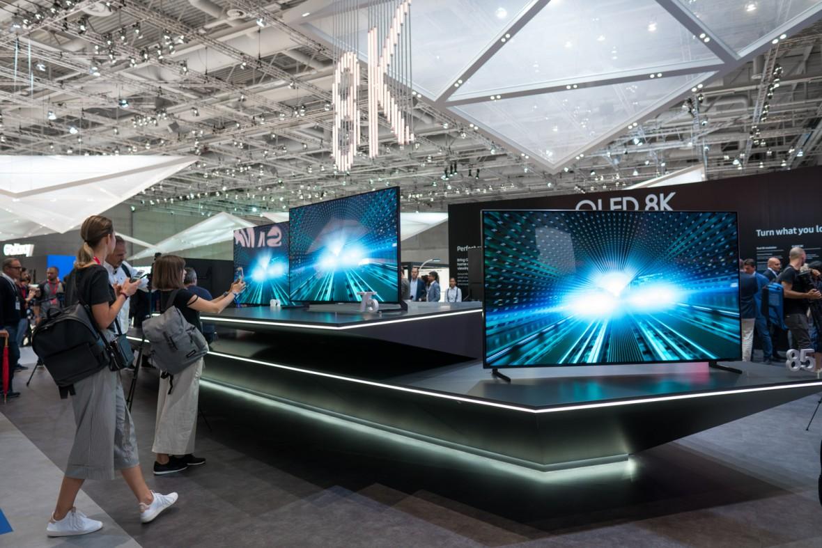 20, 30 i 60 tysięcy złotych. Oto polskie ceny telewizorów Samsung QLED 8K