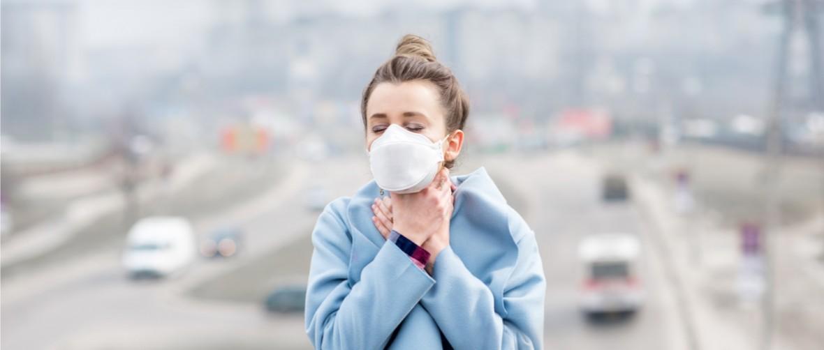 UOKiK przetestował maski antysmogowe. Połowa z nich nie chroni przed zanieczyszczeniem powietrza
