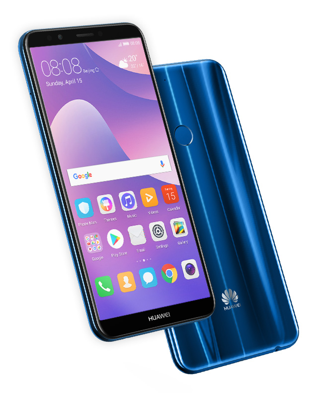 Telefony Huawei 2018