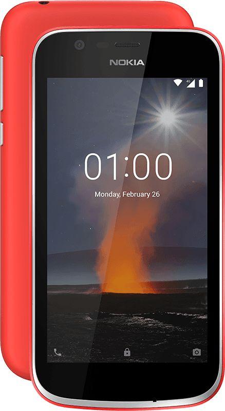 Wszystkie smartfony, które Nokia wypuściła w 2018 roku: Nokia 1