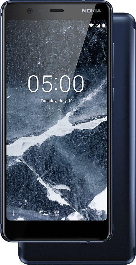 Wszystkie smartfony, które Nokia wypuściła w 2018 roku: Nokia 5.1