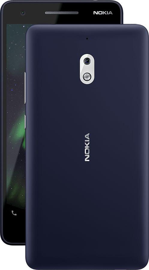 Wszystkie smartfony, które Nokia wypuściła w 2018 roku: Nokia 2.1