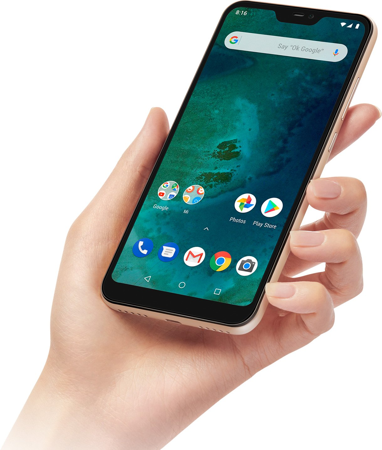 telefony Xiaomi 2018